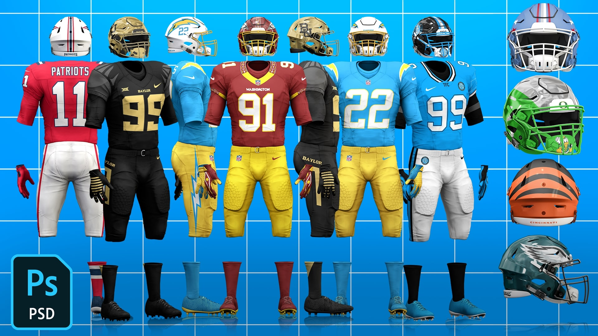 Download American Football Jersey Template Mock Up Helmet Template Mock Up Template Fc Free Mockups